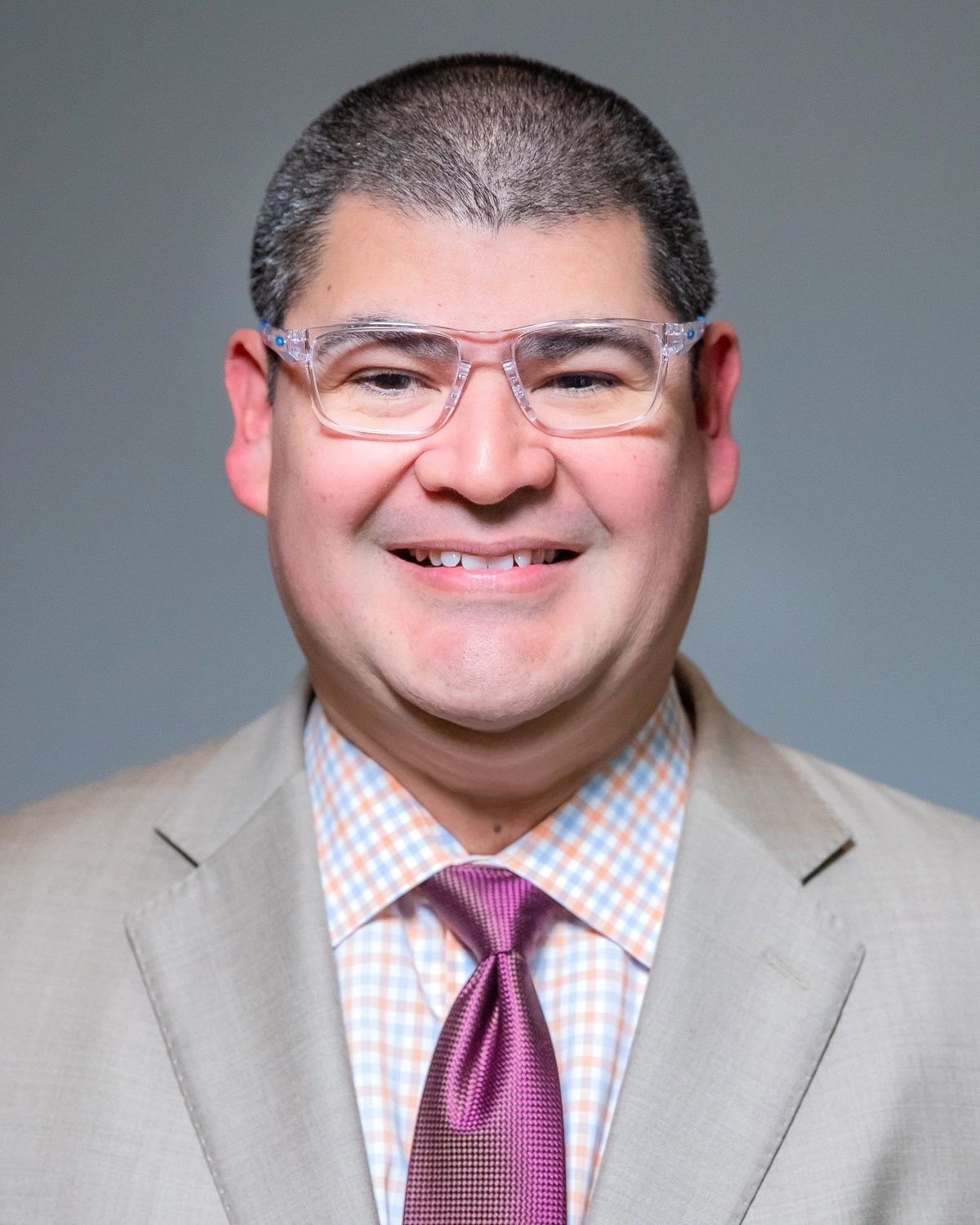 Jason Hernández, MBA — Chief Human Resources Officer