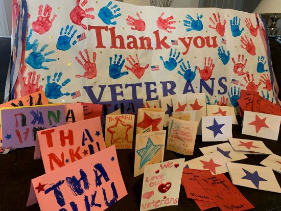Kids Say It Best - Thank You Veterans