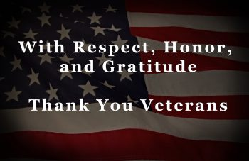 On this Veterans Day
