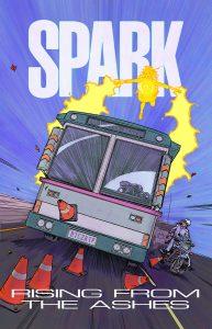 Spark Battles Depression Comic