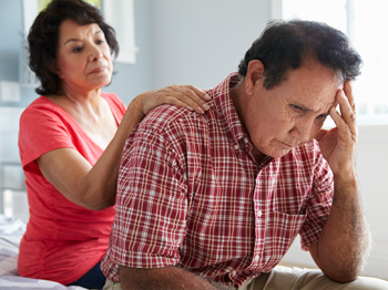 Spouses and PTSD Blog Image