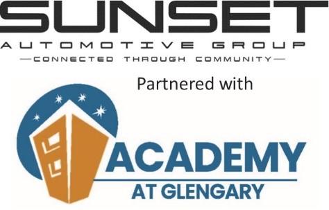 sunset automotive logo